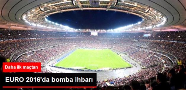 Fransa - Romanya Maçı Öncesi Bomba İhbarı