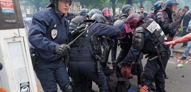 Fransa'da iç savaş sesleri