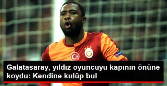 Galatasaray, Aurelien Chedjou ile Yolları Ayırıyor