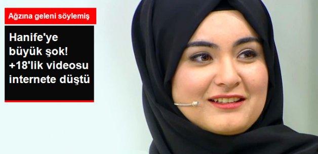 Gelin Adayı Hanife'den 18'lik Küfürler! Videosu İnternete Düştü