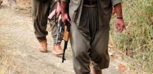 Giresun'da çatışma! 1 terörist öldürüldü