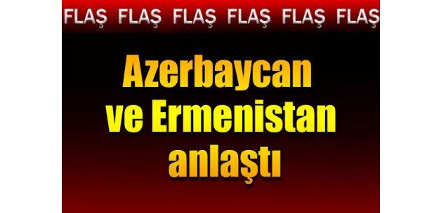 Haber Azerbaycan ve Ermenistan Dağlık Karabağ için anlaştı