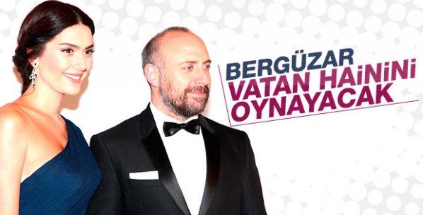 Halit Ergenç'in yeni dizisindeki partneri belli oldu