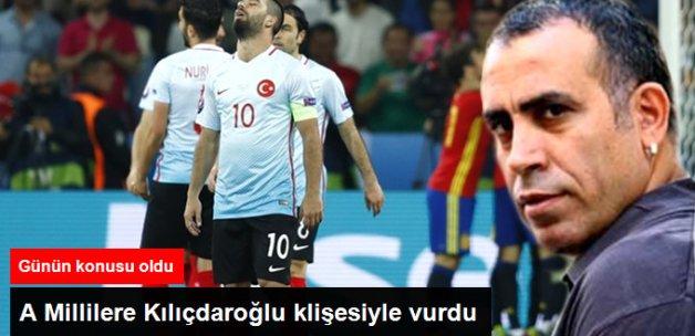Haluk Levent'ten Milli Maç Sonrası Güldüren Tweet