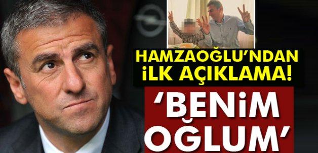 Hamza Hamzaoğlu: Çınar Hamzaoğlu nüfusuma kaydettirdiğim oğlumdur!