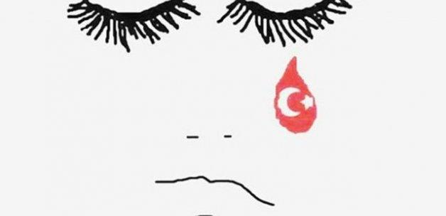 Havalimanı saldırısı sonrası Türkiye'ye destek yağıyor