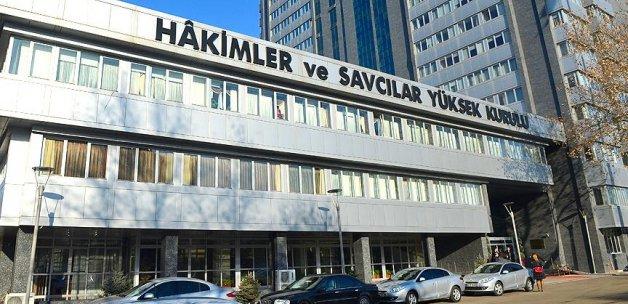 HSYK adli ve idari yargı kararnamesi yayımlandı