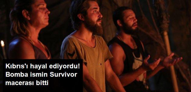 İbrahim'in Survivor Macerası Bitti