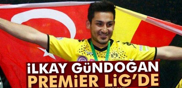 İlkay Gündoğan Premier Lig'de