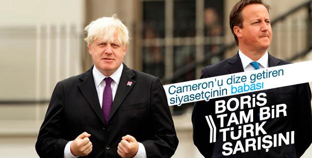 İngiltere'nin ayrılmasındaki etkili isim: Boris Johnson