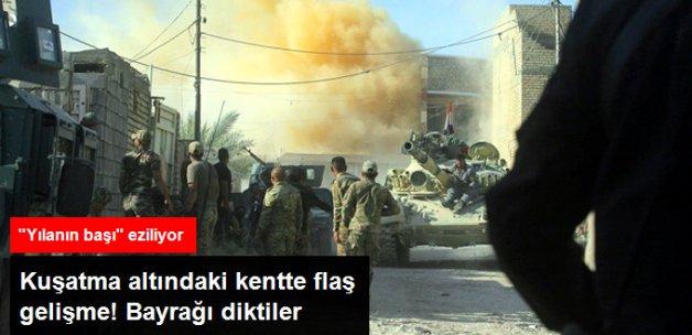 Irak Ordusu, Felluce Vilayet Binasını IŞİD'den Geri Aldı