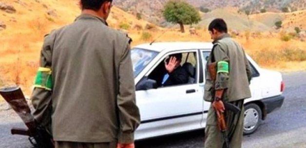 İşadamından PKK iddiası: Üzerimi soyup...