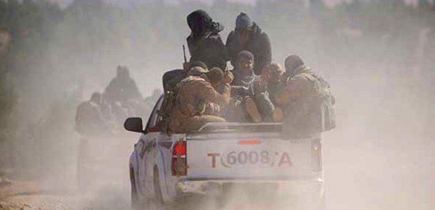 IŞİD İçin Kıskaç Daralıyor! Suriye Demokratik Güçleri Menbic'in Güneyinde