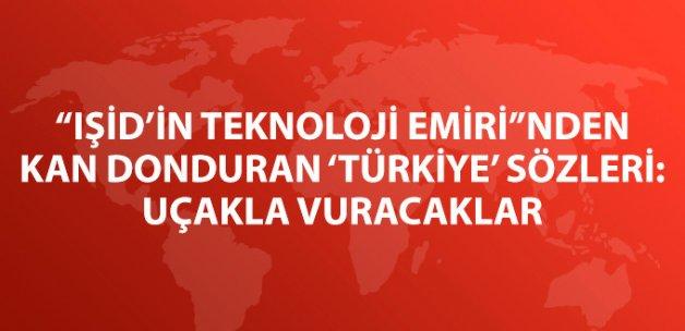 IŞİD'in Teknoloji Emiri: IŞİD Türkiye'yi Maket Uçakla Vuracak