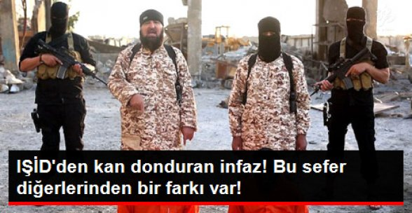 IŞİD'li İnfazcı Gözünü Kırpmadan Öz Ağabeyini Öldürdü