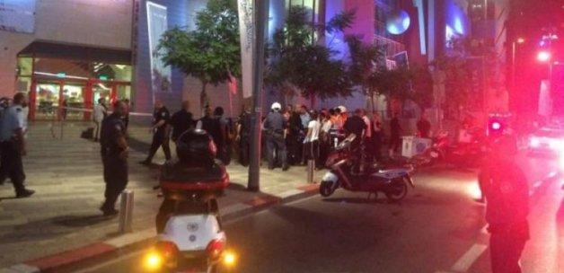 İsrail'de silahlı saldırı! 4 ölü , 8 yaralı