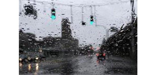İstanbul'da başlayan yağış ne kadar sürecek?