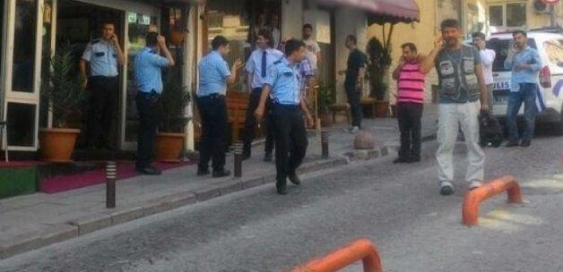 İstanbul Fatih'te dehşet dolu dakikalar