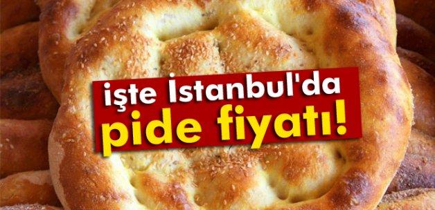 İşte İstanbul'da pide fiyatı!