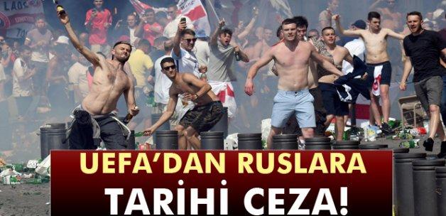 İşte UEFA'nın Rusya kararı