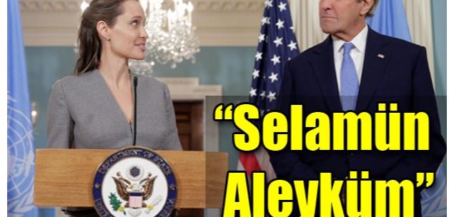John Kerry ve Angelina Jolie iftar yaptı