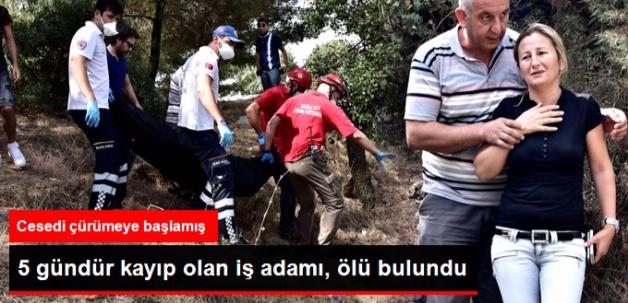 Kayıp İş Adamı, Ormanlık Alanda Ölü Bulundu