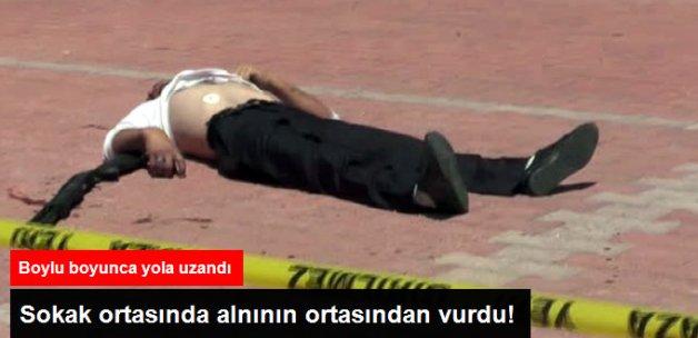 Konya'da İki Kişi Arasında Çıkan Kavga Kanlı Bitti: 1 Ölü