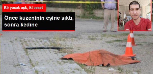 Kozan'da Yasak Aşk Vahşeti: 2 Ölü