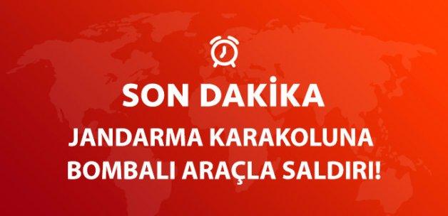 Mardin Ömerli'de Jandarma Karakoluna Bombalı Saldırı Düzenlendi