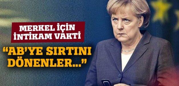Merkel: İngiltere AB'nin avantajlarından yararlanamayacak