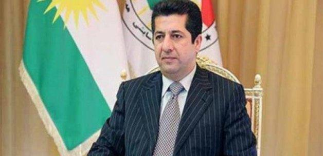 Mesrur Barzani: Ülke üçe bölünmeli