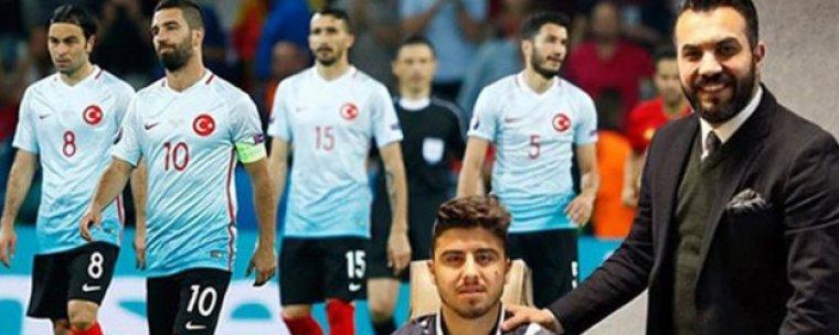 Milli Takım'ı karıştıran galerici Erkan konuştu: Beni neredeyse vatan haini ettiler