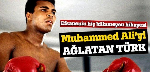 Muhammed Ali'yi ağlatan Türk! Efsanenin bilinmeyenleri...