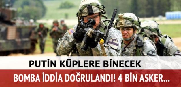 NATO'nun doğu kanadına 4 bin asker gidiyor