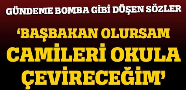 Nurşen Mazıcı'dan çok tartışılacak cami çıkışı