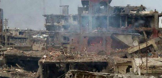 Nusaybin'de iki ayrı patlama