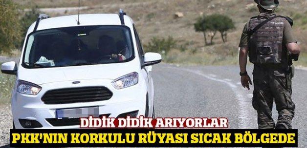 Özel Harekat Timleri Diyarbakır'daki operasyon bölgesinde