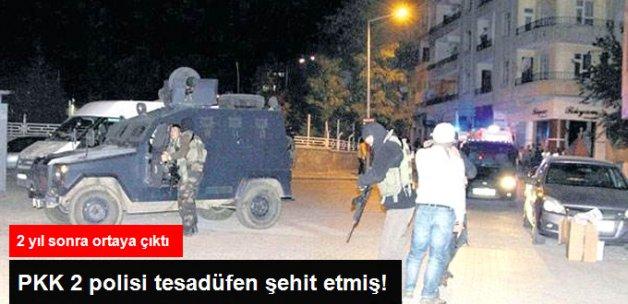 PKK'lı Terörist İtiraf Etti: 2 Polisi 'Tesadüfen' Şehit Ettik