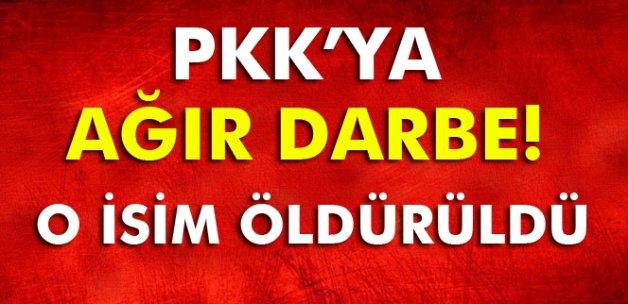 PKK'nın sözde sorumlusu öldürüldü