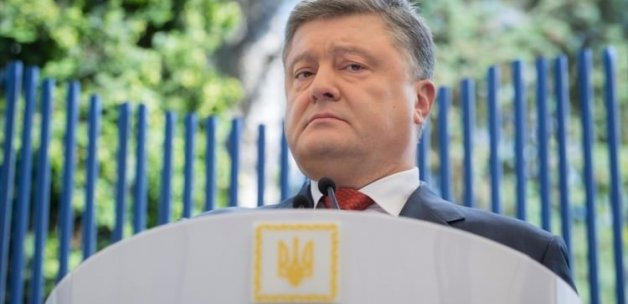 Poroşenko: Türklerden korkuyorlardı!
