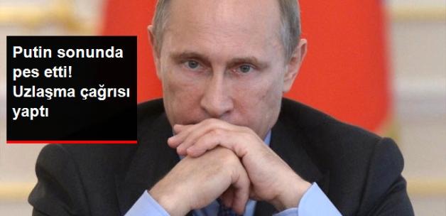 Putin: Avrupalı Ortaklarımızla Uzlaşmaya Hazırız