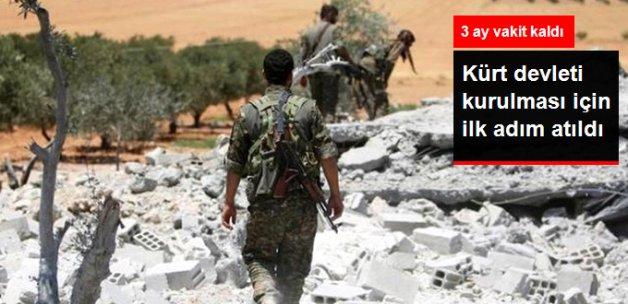 Reuters: Suriye'nin Kuzeyinde 'Üç Ay İçinde Anayasa Oluşturulacak'