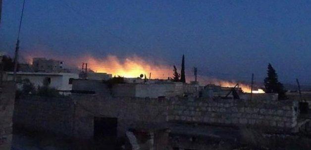 Rus jetleri iki kente fosfor bombalarıyla saldırdı