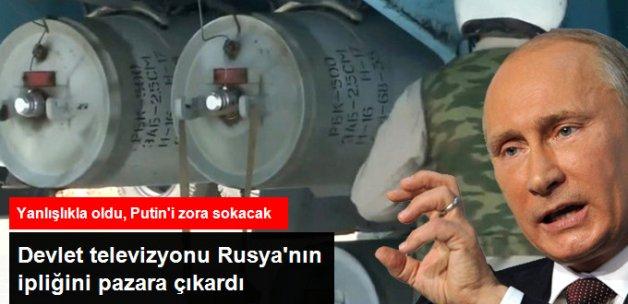 Rusların Suriye'de Misket Bombası Kullandığı Kanıtlandı
