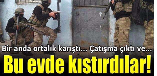 Saldırı hazırlığındaki 3 PKK'lı öldürüldü