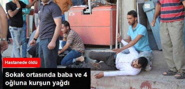 Şanlıurfa'da Akraba Aileler Arasında Silahlı Kavga: 1 Ölü, 4 Yaralı