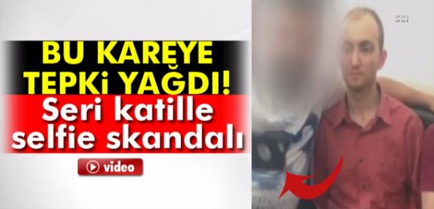 Seri katil Atalay Filiz'le selfie skandalı