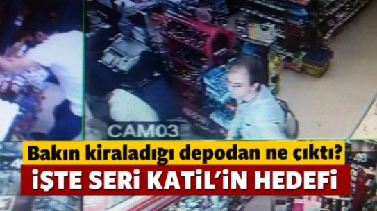 Seri katil Atalay Filiz'in rotası