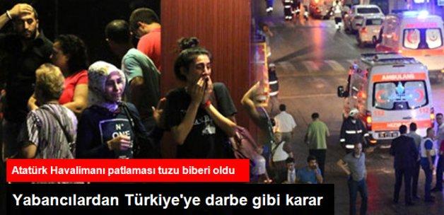 Sigorta Şirketleri Türkiye'ye Seyahatlerde Sağlık Sigortası Primlerini Yükseltti