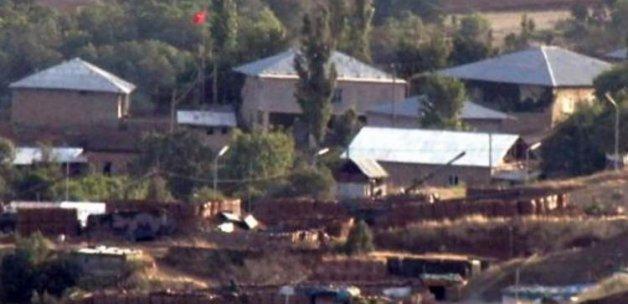 Sınırdaki askere PKK'dan havanlı saldırı